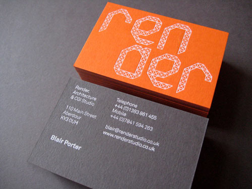 is your business card worth keeping - Raised Lettering Business Cards