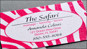 Business Cards: Part of the First Impression