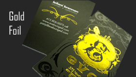 silk-gold-foil-business-card