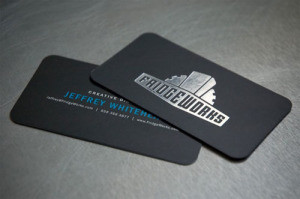 Stamped-Foil-Business-Card-with-Rouded-Corners-300x199